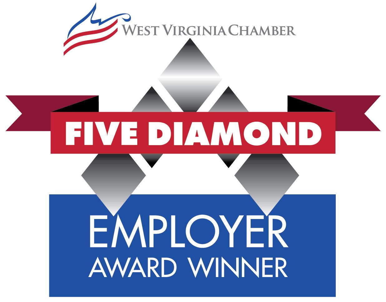 Five Diamond Employee Award Winner
